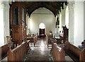 TM2078 : St Margaret's church in Syleham by Evelyn Simak