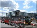 SU3814 : Building work at former Ordnance Survey by Alex McGregor