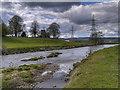 SD7733 : River Calder by David Dixon