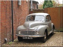 TQ4210 : Morris Minor MM at South Street by Oast House Archive