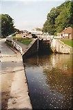 SE1039 : Bingley Five Rise Locks by Graham Hogg