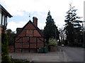 SP2872 : Cottage, Fieldgate Lane by E Gammie