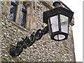 SU1413 : Ornate lamp by Chris McAuley