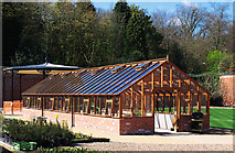J5080 : Greenhouse, Bangor by Rossographer