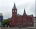 SJ3590 : Victoria Building, Brownlow Hill, Liverpool by Stephen Richards