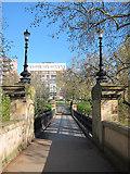 TQ2783 : Bridge at Regent's Park by Oast House Archive