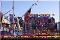 SY6878 : Weymouth - Fun Fair by Chris Talbot