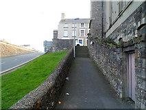 SH4862 : Spring Water Lane, Caernarfon by Jaggery