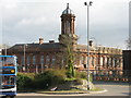 NS4238 : Kilmarnock Bus Station by M J Richardson