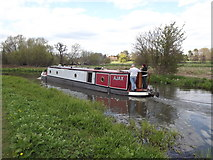 TQ0153 : Ajax on the Wey Navigation by Colin Smith