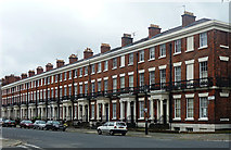 SJ3589 : 52- 76 Canning Street, Liverpool by Stephen Richards