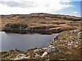 NG3132 : Loch Dubh and Beinn nan Dubh-lochan by Richard Dorrell