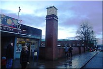 SD8010 : Clock Tower, East Lancashire Railway (Bury Bolton Street Station) by N Chadwick