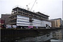 TQ3283 : Hoxton Wharf by N Chadwick