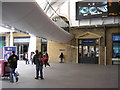 TQ3083 : Kings Cross station: the new departures concourse and Platform 9 3/4 by Christopher Hilton