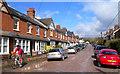 SP4806 : Poplar Road, Botley by Des Blenkinsopp
