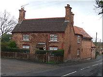 SK8354 : Cottage, Coddington by JThomas