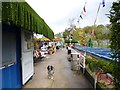 SU4116 : Southampton Sports Centre, children's pleasure park by Mike Faherty