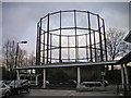 SU1330 : Salisbury - Gasometer by Chris Talbot