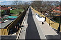 SU5803 : Fareham to Gosport BRT - View from Gregson Avenue Bridge (54) by Barry Shimmon