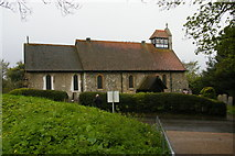 TQ4163 : Keston parish church by Christopher Hilton