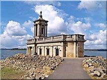 SK9306 : Normanton Church by Chris McAuley