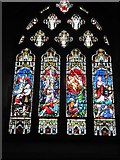 ST4636 : Holy Trinity Window 2 by Bill Nicholls
