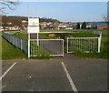 SH5872 : Bangor Skate Park by Jaggery