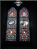 ST4636 : Holy Trinity Window 4 by Bill Nicholls