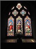 ST4636 : Window in the Holy Trinity 7 by Bill Nicholls