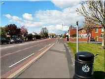 SD3727 : Preston Road by Gerald England