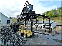 NZ8204 : Coal Loader at Grosmont by Mary and Angus Hogg