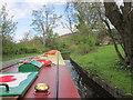 SJ2541 : The Llangollen Canal near Bryn-Howel Farm by Ian S