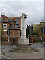 SK5236 : Beeston War Memorial by Alan Murray-Rust