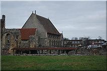 TR1557 : King's School by N Chadwick
