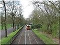 SD8303 : No 53 near the Tram Museum, Heaton Park by Christine Johnstone