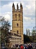 SP5206 : Oxford University: Magdalen College by Eugene Birchall