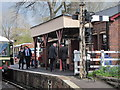 TQ8833 : Tenterden Station by Oast House Archive