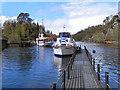 NN4907 : Loch Katrine, MV Lady of the Lake by David Dixon
