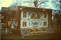 NJ9304 : The Pell Street Organ by Colin Smith