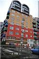 TQ3979 : Apartments, Greenwich Millennium Village by N Chadwick
