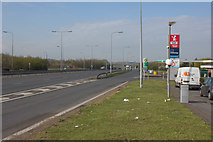 TR0862 : A299 Thanet Way by Mark Anderson