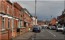 J3572 : Dromore Street, Belfast by Albert Bridge