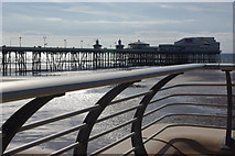 SD3036 : North Pier, Blackpool by Stephen McKay
