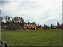 SP5106 : Merton College, Oxford by Paul Gillett