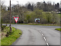 NS5290 : A811/A81 Junction (Ballat Crossroads) by David Dixon