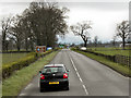 NS6795 : A811, Near Kippen by David Dixon