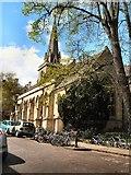 SP5105 : St Aldate's church, Oxford by Paul Gillett