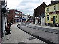 SJ6910 : Market St. Oakengates by Gordon Cragg