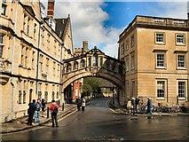 SP5106 : Hertford College, Oxford by Paul Gillett
